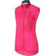 Ziener Cofinas Wind Vest Women pink blossom